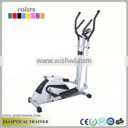 Life fitness smooth and silent orbital elliptical trainer