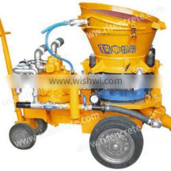 RISEN air driven shotcreting machine