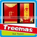 2015 new years red paper customize red packet J035