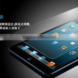 Tempered glass membrane for IPAD 4