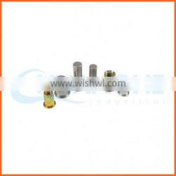 alibaba high quality oveal head half hollow rivets