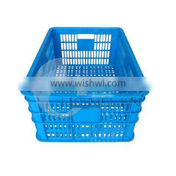 Hongjin Stackable Plastic Moving Storage Box