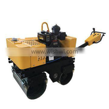 The new machine reasonable design 3 ton vibratory road roller