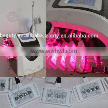 CG-817A weight loss clubs / ultrasound machine for physiotherapy / laser liposuction treatment