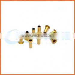 alibaba high quality iron hollow rivets