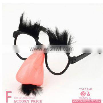 2017 party glasses with beard for bachelorrete party gift wholesale