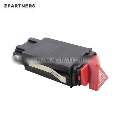 Double Flashing Signal Warning Light Warning Switch Hazard Light Modification Emergency For Audi A6 C5 4B0941509D