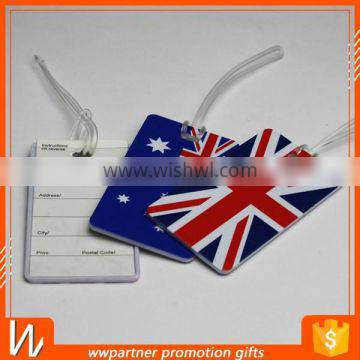Hot Sale Airplane Luggage Tag with Customized Unique Design
