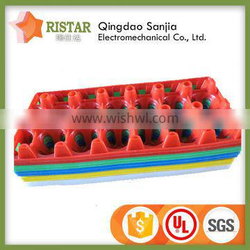 Many types hot sale 100% virgin PP plastic egg tray from china supplier