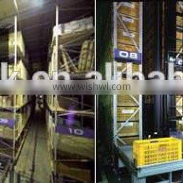 high efficient automatic mini load Racking system