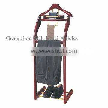 Wooden clothing racks from factory supplier goods