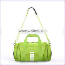 Special design multicolor barrel shape shoulder bags
