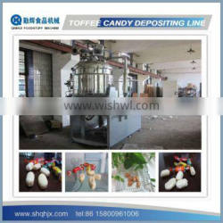 Full Automatic Depositing Type Toffee Candy Depositing line