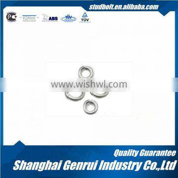 Custom Flat Metal Zinc Plated Conical Din127 Spring Lock Washer Din125 Flat Washer