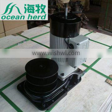 air inlet hand operated winch capstan
