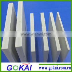 3mm thick pvc high dense foam board for display panel