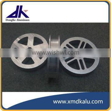 6061 T5 aluminum wheel for baby carriage