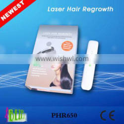2016 New Factory Laser grow comb for hair loss treatment in home use
