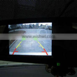 """Toyota camry 4.3"""" rear view mirror car monitor with hdmi input/car parts/ automotive upholstery"""