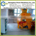 Cotton Ginning Machine| Ginned Cotton Making Machine| Cotton Process Machine
