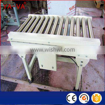 Friction Accumulating Conveyor Rollers for Conveyor System