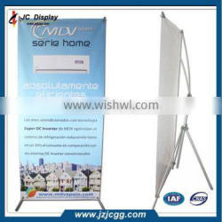 High quality ecnomic 60*160cm x stand banner stand