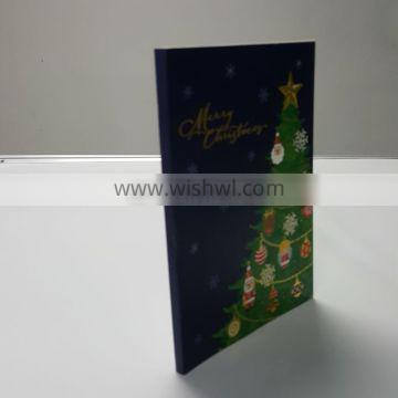 Amazing cards with special free size lighting up style