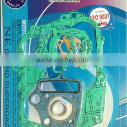Different types of gaskets for motorcycle