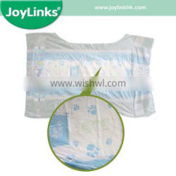 Solid Leak Proof Design Disposable Diapers for Baby Use