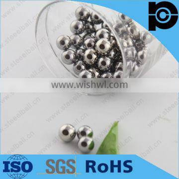 316LStainless Steel Balls Factory wholesale 9/32inch 7.1438mm