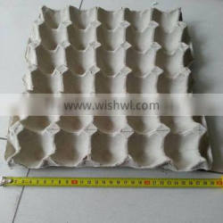 Egypt hot selling chicken paper pulp egg tray for 30 eggs