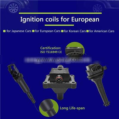 Car Performance Ignition Coil For Honda Crosstour 3.0L 305205G0A01
