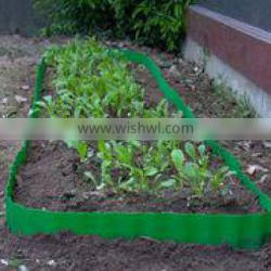Hot Selling High Quality Cheap Plastic Garden Fence Law Edging