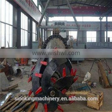 Hot sale dredger-Water Flow Rate 3000m3/h