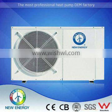 Renewable energy low temperature evi for bath dc inverter air to water heat pump air to air heat pump
