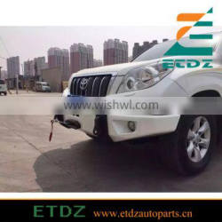 Heavy Duty Front Bumper for Toyota Land Cruiser Prado LC70, LC90, LC120, and LC150