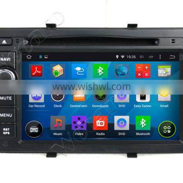 """Wecaro WC-WC7049 7"""" Android 4.4.4 car stereo 2 din for chevrolet cobalt android gps navigation WIFI 3G bluetooth"""