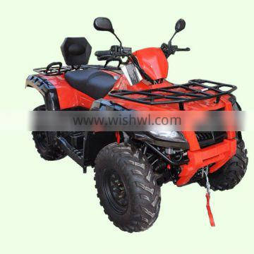 New design China best ATV with CVT transmission 500cc