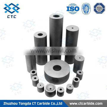 Hot selling tungsten carbide heading dies punch for silver bimetal rivet contacts for wholesales