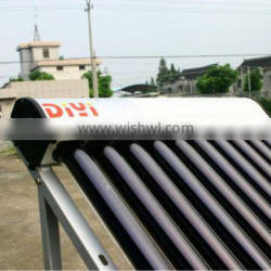 Solar Thermal Collector with Heat Pipe