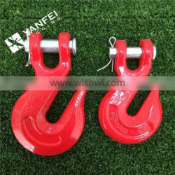 G80 Clevis Grab Hook With Pin