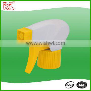 Promotional top quality cleaning products plastic materials with customized logo for garden cleaning trigger sprayer