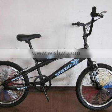 20inch adult free style bike with good quality