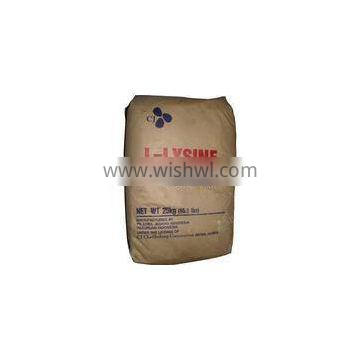 China supply high quality Amino acids with L-lysine HCL 98.5%