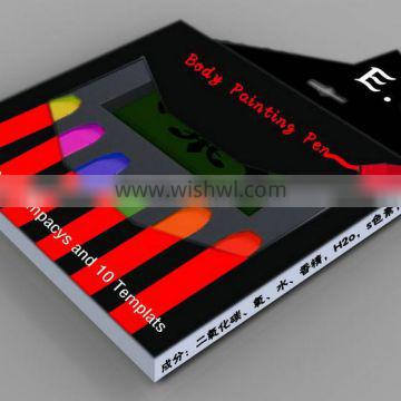 Fashionable FDA Certificate Face and Body Painting Sticks