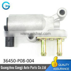 Wholesale High Quality Fast Idle Speed Air Control Valve 36450-P08-004 AC187 for1.5L-L4