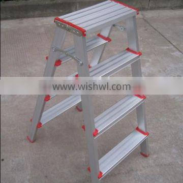 Domestic Aluminum 4 Step Ladder