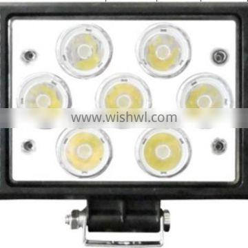 CRE Highpower performance vehicle LED Work Light,for ATV SUV TRUCK JEEP Offroad Vehicles(SR-LW-70B,70W)Spot or Flood Beam,CRE