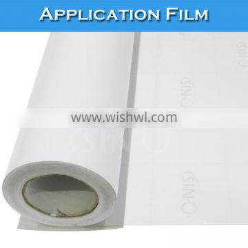 SINO Clear Application Film/Transfer Vinyl (With Base Paper)