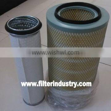 truck air filter spiral tube inner core